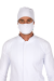 Mascara Powerflex Antiviral Branca