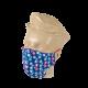 FunMask Cone Gatinhos de elástico