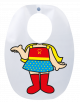 Babador Infantil Super Heroína