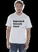 Camiseta Masculina Alginato