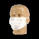 Máscara Dupla Descartável Branca TNT 10 unidades